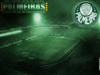 Papel de Parede Escudo do Palmeiras